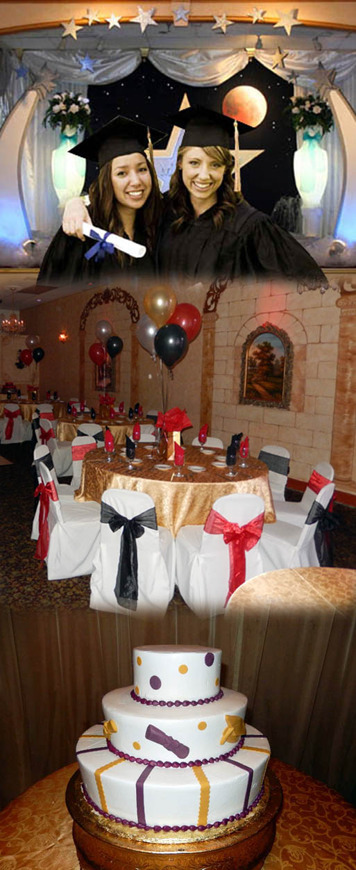Have the event of your dreams at Oasis Banquet Hall!